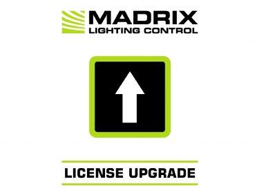 MADRIX UPGRADE start -> maximum