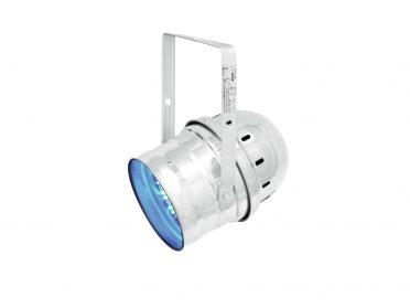 EUROLITE LED PAR-64 RGB 10mm Short silver