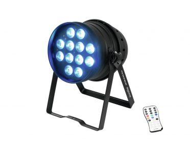 EUROLITE LED PAR-64 HCL 12x10W Floor bk
