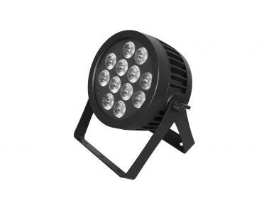 EUROLITE LED IP PAR 12x8W QCL Spot