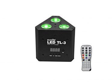 EUROLITE LED TL-3 RGB+UV Trusslight
