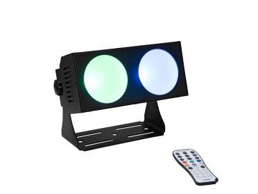 LED fényeffekt RGB EUROLITE LED CBB-2 COB RGB Bar