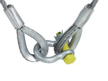 EUROLITE Lifting Rope 1500x10mm