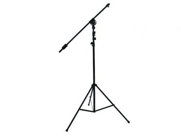OMNITRONIC Overhead Microphone Stand bk