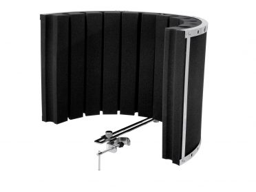 OMNITRONIC AS-01 Microphone Absorber System