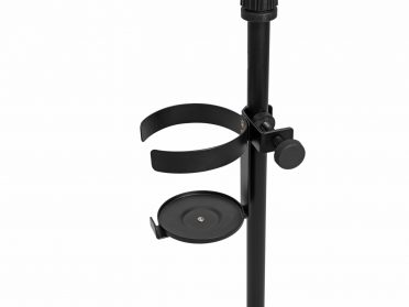 OMNITRONIC Bottle Holder for Microphone Stands