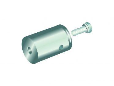 ALUTRUSS DECOLOCK female conical coupler w.screw