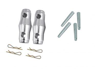 ALUTRUSS BILOCK BQ-2 Set cone/pivot/pin