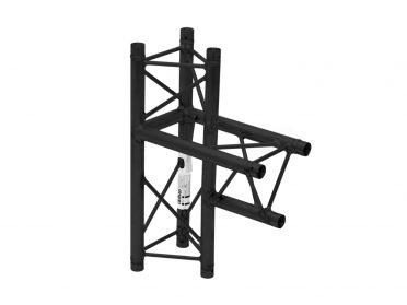 ALUTRUSS DECOLOCK DQ3-SPAT37 3-Way T-Piece 90° bk