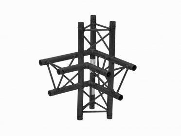 ALUTRUSS DECOLOCK DQ3-SPAC45 4-Way Corner right bk
