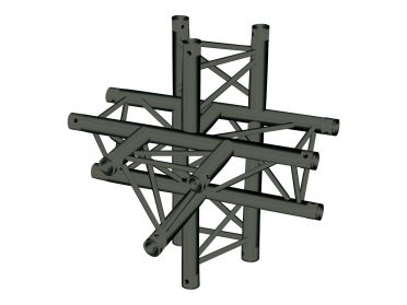 ALUTRUSS TRILOCK S-PAC-53 5-Way Piece /