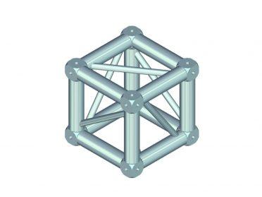 ALUTRUSS QUADLOCK 6082 Universal Cross Piece