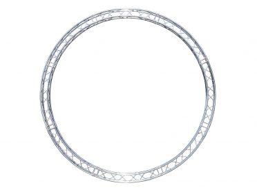 ALUTRUSS QUADLOCK 6082 Element f.Circle 3m in.90°