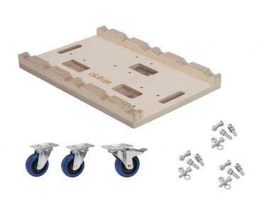 ALUTRUSS Truss Transport Board COMBI Decolock inkl.3 wheels