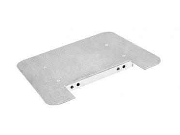 ALUTRUSS Aluminium Shelf 50x45x4.5cm