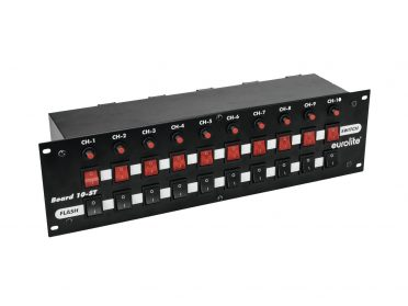 EUROLITE Board 10-ST with 10x Safety-Plug