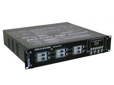EUROLITE DPX-610 S DMX Dimmer Pack