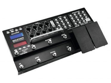 EUROLITE DMX Move Bigfoot Foot Controller 192