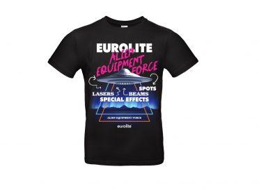 """EUROLITE T-Shirt """"Eurolite neon"""""""
