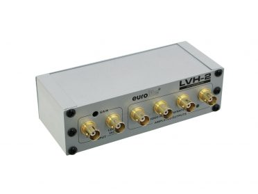 EUROLITE LVH-2 Video distribution amp