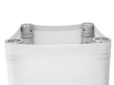 EUROLITE Truss Cover 100cm white