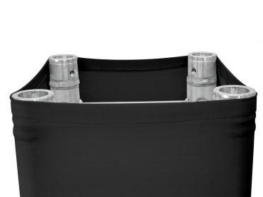 EUROLITE Truss Cover 150cm black