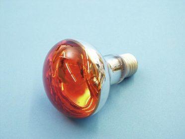 OMNILUX R80 230V/60W E-27 orange