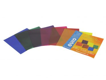 EUROLITE Color-Foil Set 19x19cm