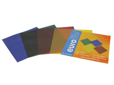 EUROLITE Color-Foil Set 24x24cm