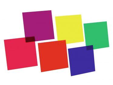 EUROLITE Color-Foil Set 24x24cm