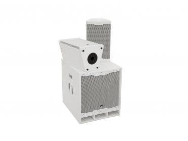 OMNITRONIC MAXX-1508DSP 2.1 Active System white