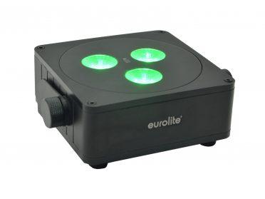 EUROLITE AKKU IP Flat Light 3 bl