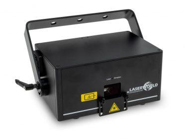 Színes RGB lézer LASERWORLD CS-1000RGB MK3