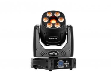 EUROLITE LED TMH-H90 Hybrid Moving-Head Spot/Wash COB