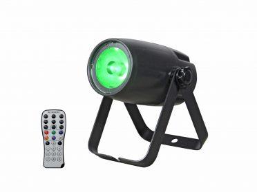 LED Spotlámpa QCL EUROLITE LED PST-10 QCL spot