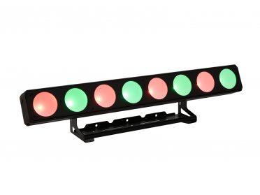 BAR fénysáv RGBW fényeffekt EUROLITE LED PMB-8 COB QCL 30W Bar