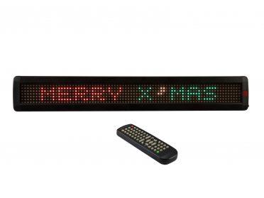 EUROLITE ESN 7x80 USB LAN LED Moving Message