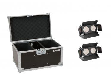 LED BAR fényeffekt szett EUROLITE Set 2x LED CBB-2 WW/CW Fairlight + Case