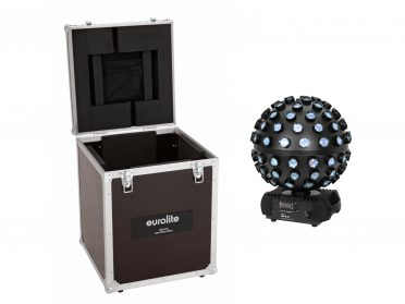 BEAM lézer fényeffekt szállítóládában EUROLITE Set LED B-40 Laser Beam Effect + Case