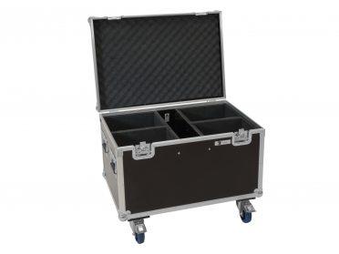 Színpadi spotlámpa szállítóláda ROADINGER Flightcase 4x LED Theatre COB 200 series