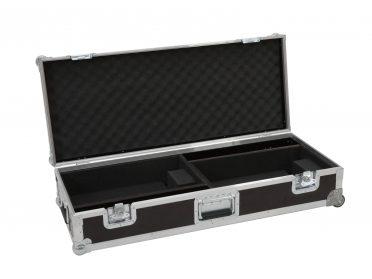Szállítóláda Scanner fényhez ROADINGER Flightcase 2x LED TSL-1000 with trolley function