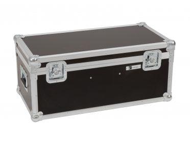 ROADINGER Flightcase 4x LED CBB-2WW/CW fairlight