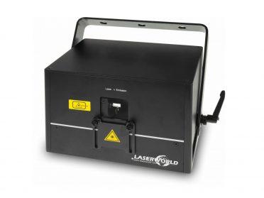LASERWORLD DS-3000RGB ShowNET (2021)