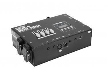 EUROLITE EDX-4 DMX RDM LED Dimmer Pack
