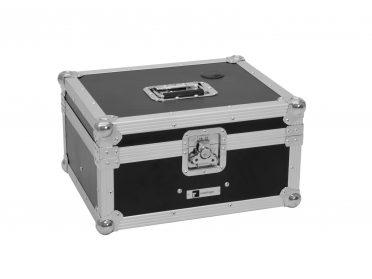 ROADINGER Flightcase EC-AU4 4x AKKU UP 4 QCL Spot QuickDMX
