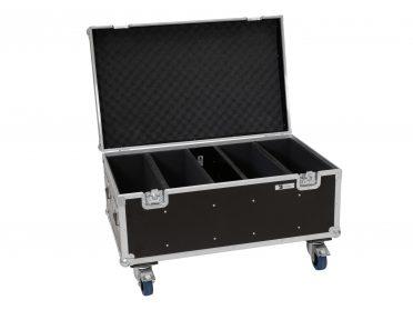 Szállítóbox effektfényhez ROADINGER Flightcase 4x Multiflood Pro IP RGBW MK2