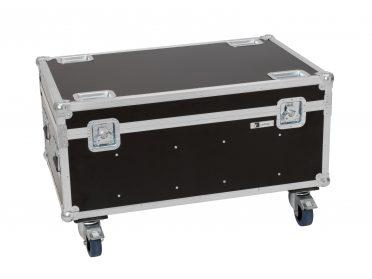 ROADINGER Flightcase 4x Multiflood Pro IP RGBW MK2