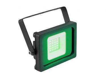 Kültéri LED reflektor zöld EUROLITE LED IP FL-10 SMD green