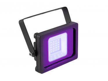 Kültéri LED reflektor lila EUROLITE LED IP FL-10 SMD purple