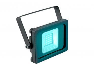 Kültéri LED reflektor türkiz EUROLITE LED IP FL-10 SMD turquoise